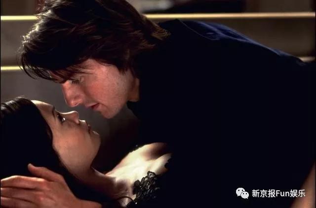 《碟中谍2》女主,刚刚凭《西部世界》拿下艾美最佳女配