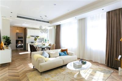 住范儿试图建立新的规则和标准化的家装方案。品牌供图